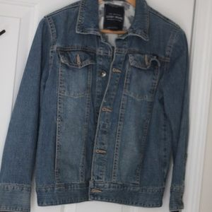 Lucky Brand Boy's Denim Jacket